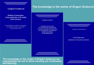 The knowledge in the works of Grigori Grabovoi